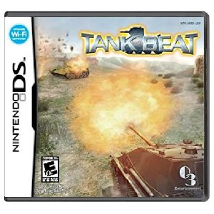 Tank Beat Seminovo - Nintendo DS