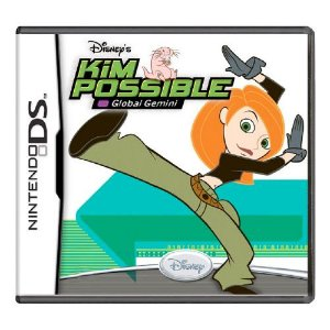 Disney's Kim Possible: Global Gemini Seminovo - Nintendo DS