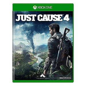 Just Cause 4 Seminovo - Xbox One