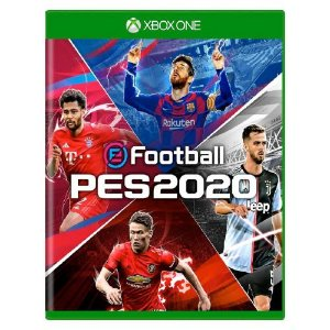 PES Pro Evolution Soccer 2020 Seminovo - Xbox One