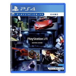 PlayStation VR (Demo Disc) Seminovo - PS4
