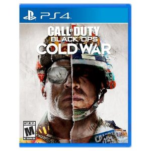 Call of Duty: (COD) Black Ops Cold War - PS4