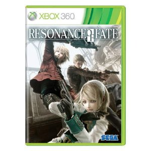 Resonance of Fate Seminovo (EUROPEU) - Xbox 360