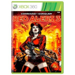 Command & Conquer: Red Alert 3 Seminovo (JAPONÊS) - Xbox 360