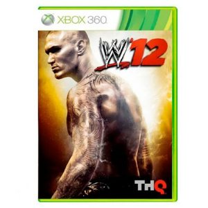 WWE 12 Seminovo - Xbox 360