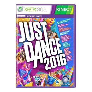 Just Dance 2016 Seminovo - Xbox 360