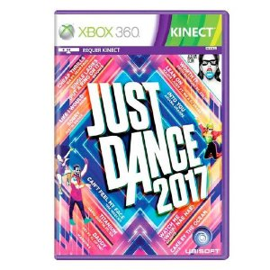 Just Dance 2017 Seminovo - Xbox 360