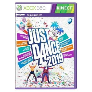 Just Dance 2019 Seminovo - Xbox 360