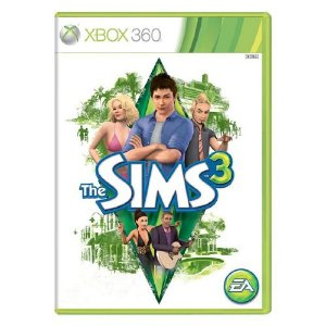The Sims 3 Seminovo - Xbox 360
