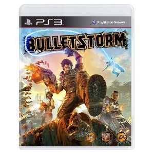 Bulletstorm Seminovo - PS3