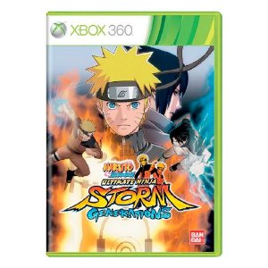 Naruto Shippuden: Ultimate Ninja Storm Generations Seminovo - Xbox 360