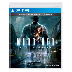 Murdered: Soul Suspect Seminovo - PS3