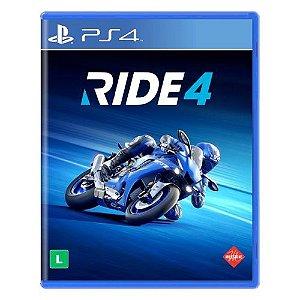 Ride 4 Seminovo - PS4