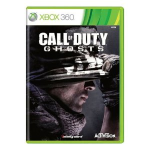 Call of Duty: Ghosts Seminovo (SEM ENCARTE) - Xbox 360