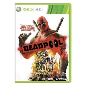 Deadpool Seminovo - Xbox 360