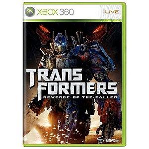 Transformers: Revenge of the Fallen Seminovo - Xbox 360