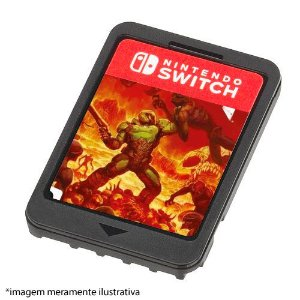Doom Seminovo (SEM CAPA) - Nintendo Switch