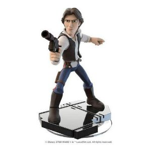 Boneco Disney Infinity 3.0: Han Solo - Seminovo