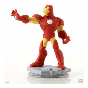 Boneco Disney Infinity 2.0: Iron Man - Seminovo