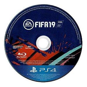 FIFA 19 Seminovo (SEM CAPA) – PS4