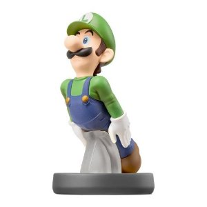 Amiibo: Luigi - Super Smash Bros - Seminovo