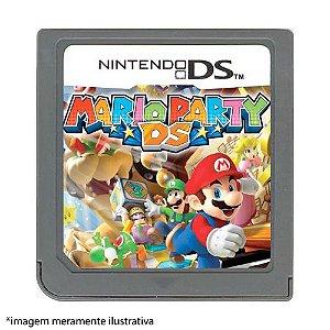 Mario Party DS Seminovo (SEM CAPA) - Nintendo DS