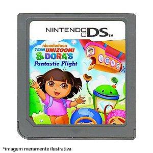 Nickelodeon Team Umizoomi & Dora's Fantastic Flight Seminovo (SEM CAPA) - Nintendo DS