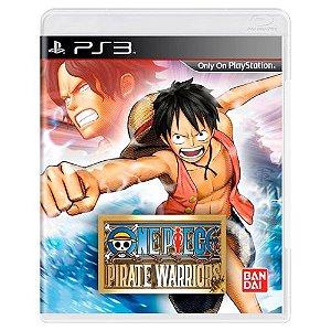One Piece: Pirate Warriors Seminovo - PS3