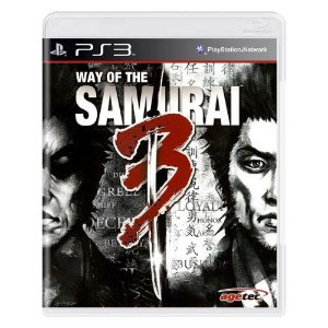 Way of the Samurai 3 Seminovo - PS3