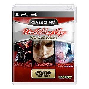 Devil May Cry: HD Collection Seminovo - PS3