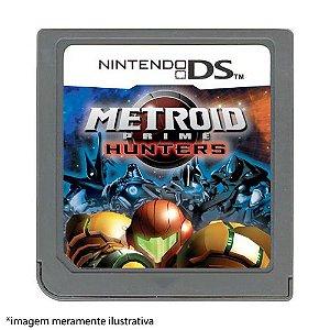 Metroid Prime: Hunters Seminovo (SEM CAPA) - Nintendo DS