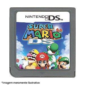 Super Mario 64 Seminovo (SEM CAPA) - Nintendo DS