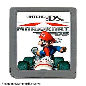 Mario Kart DS Seminovo (SEM CAPA) - Nintendo DS