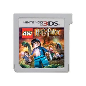 LEGO Harry Potter: Years 5-7 Seminovo (SEM CAPA) - 3DS