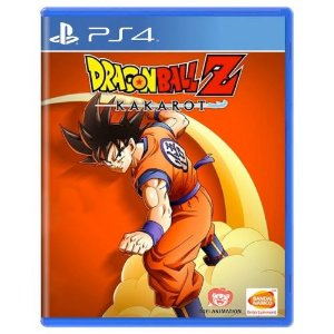 Dragon Ball Z: Kakarot Seminovo - PS4