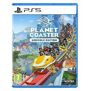 Planet Coaster Edição de Console - PS5