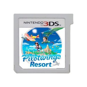 Pilotwings Resort Seminovo (SEM CAPA) - 3DS
