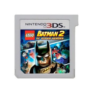 LEGO Batman 2: DC Super Heroes Seminovo (SEM CAPA) - 3DS