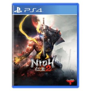 Nioh 2 Seminovo - PS4