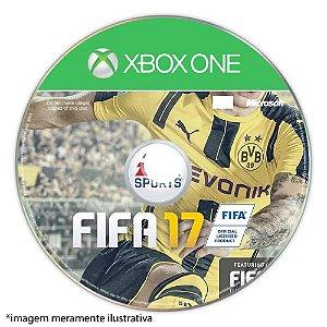 FIFA 17 Seminovo (SEM CAPA) - Xbox One