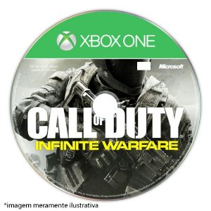 Call of Duty: Infinite Warfare Seminovo (SEM CAPA) - Xbox One