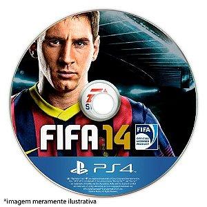 Fifa 2014 (FIFA 14) Seminovo (SEM CAPA) - PS4