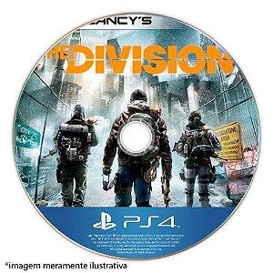Tom Clancy's: The Division Seminovo (SEM CAPA) - PS4