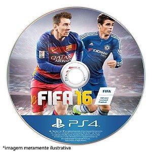 FIFA 16 Seminovo (SEM CAPA) - PS4