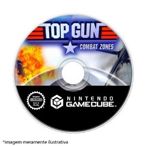 Top Gun Seminovo (SEM CAPA) - GameCube