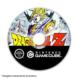 Dragon Ball Z: Budokai 2 Seminovo (SEM CAPA) -  GameCube