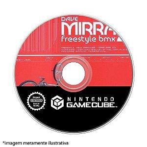 Dave Mirra Freestyle BMX 2 Seminovo (SEM CAPA) - GameCube