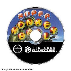 Super Monkey Ball Seminovo (SEM CAPA) - GameCube