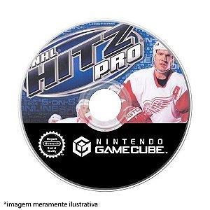 NHL Hitz Pro Seminovo (SEM CAPA) - GameCube