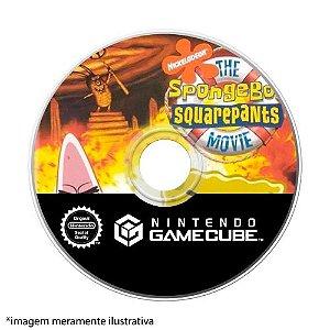 Spongebob Squarepants: The Movie Seminovo (SEM CAPA) - GameCube